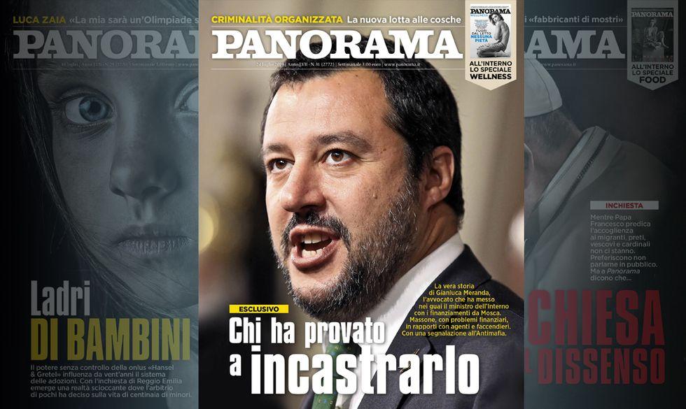 Caccia a Salvini
