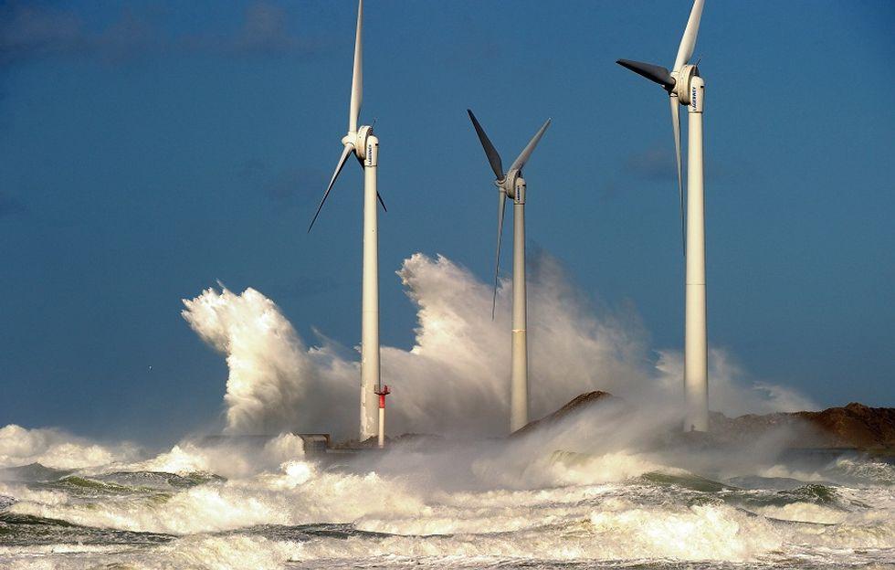 Italian energy group ERG investing in Europe and Brasil