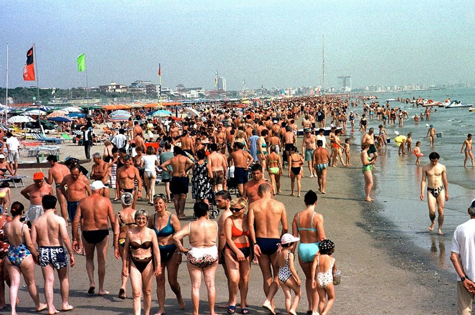 The Riviera Romagnola is the new capital of Italian tourism