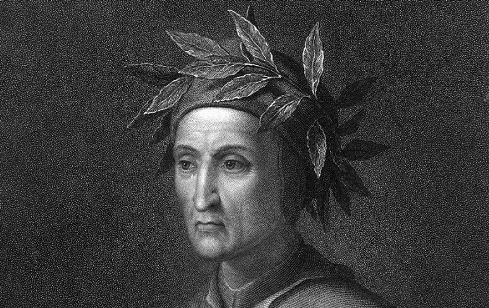 E' Dante che ha fondato l'Italia