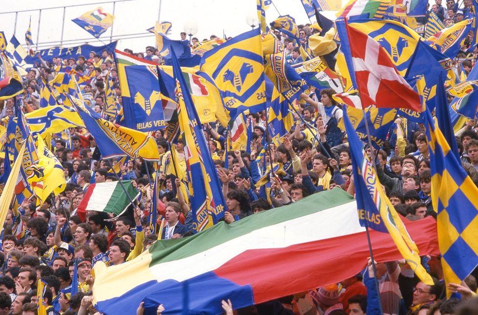 12 maggio 1985: 30 anni fa lo scudetto del Verona