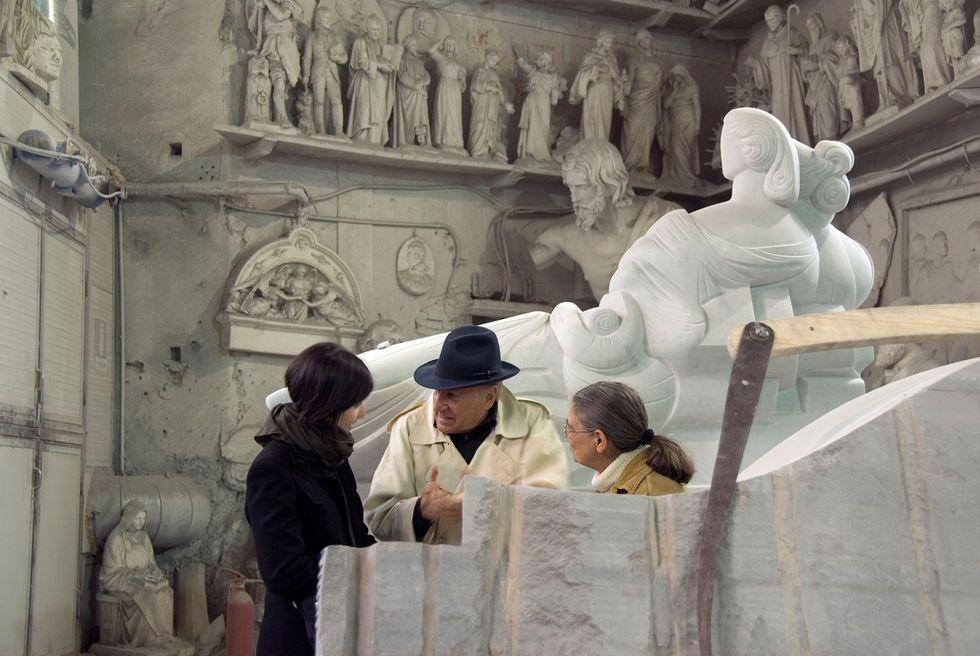 Art Hub Carrara, the first Italian incubator devoted to artistic professions
