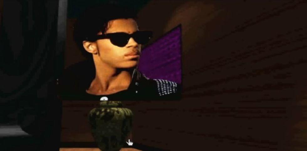 """Prince: 22 anni fa arrivava""""Interactive"""", il suo videogame"""
