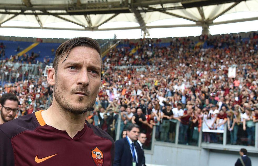 La lettera d'amore di Francesco Totti alla Roma e a Roma