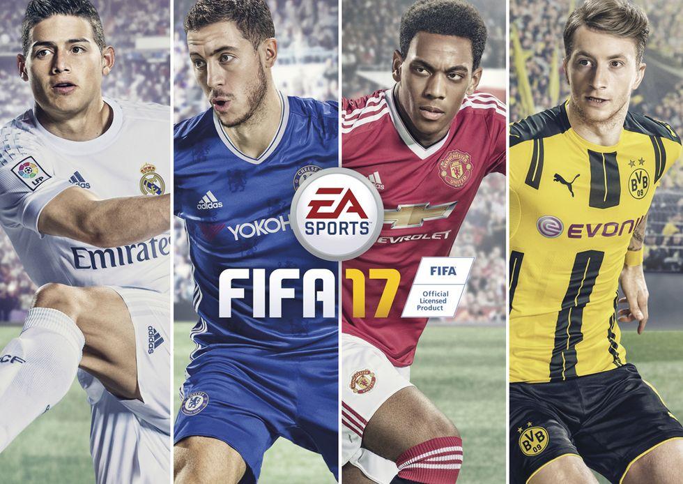 EA Fifa 2017: i 50 giocatori più forti