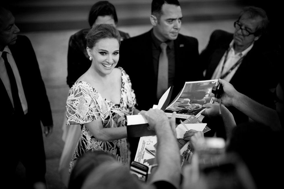 Festival di Venezia 2016 Natalie Portman