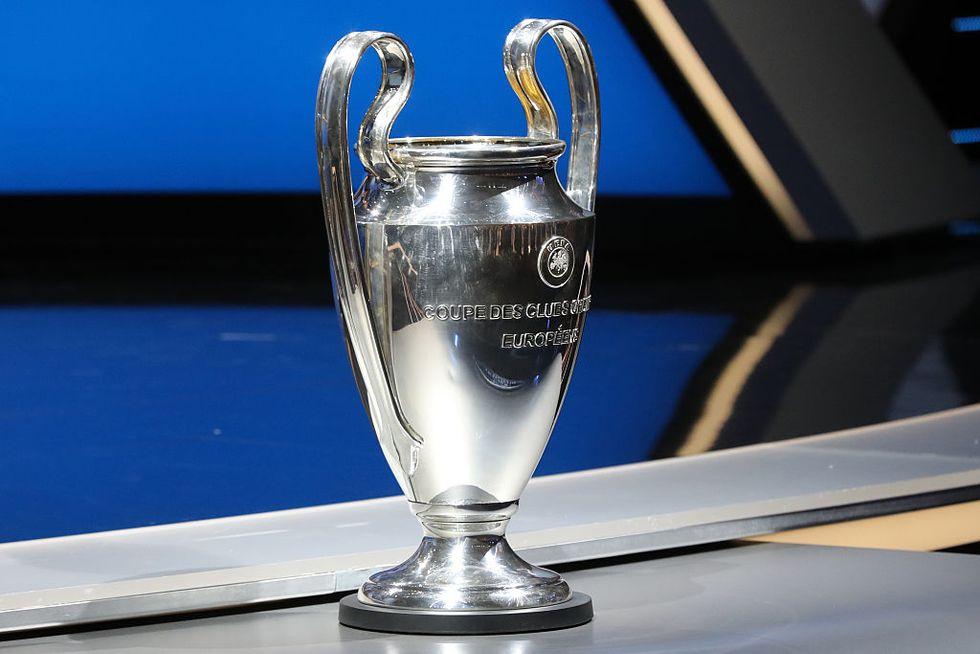 Champions League mondiale Uefa juventus
