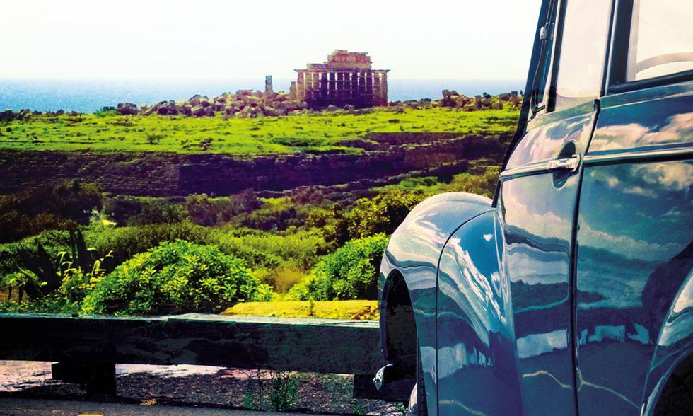 Massimo Onofri, 'Passaggio in Sicilia' - La recensione
