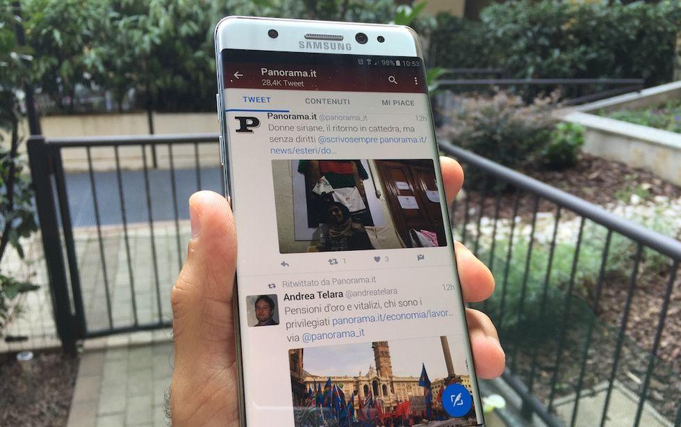 panorama twitter