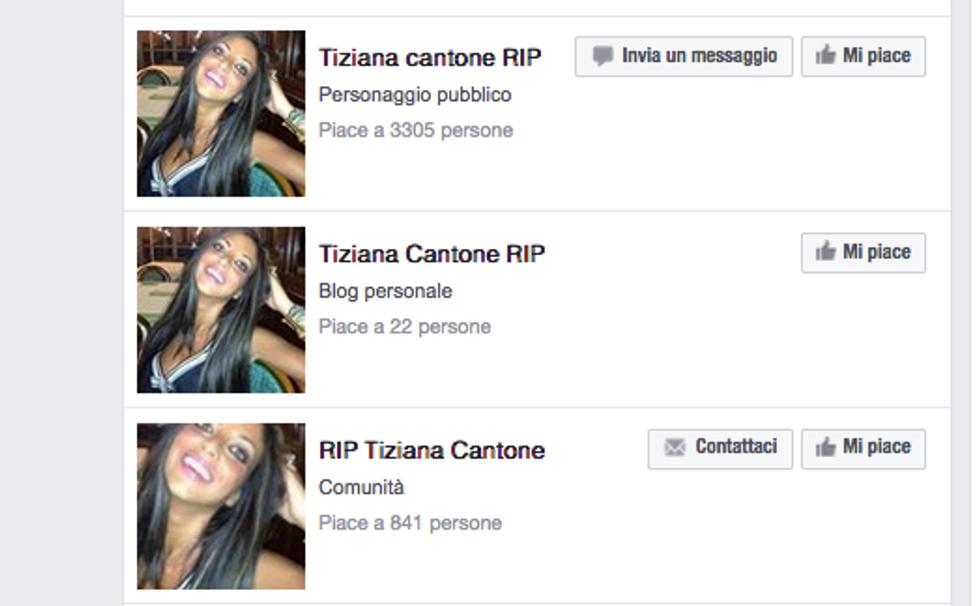 Tiziana si è uccisa perché la piazza virtuale è più crudele di quella reale