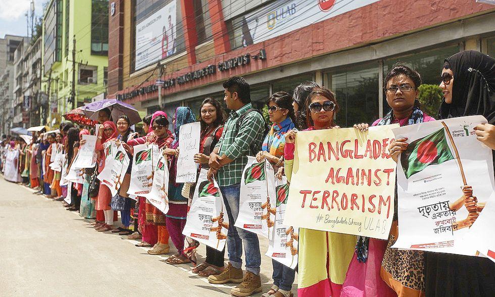 bangladesh terrorismo islamista