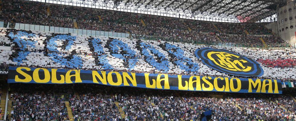 Inter Juventus record incasso San Siro