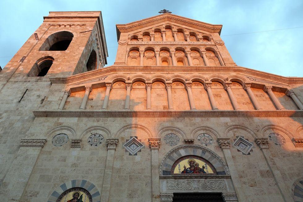 Cagliari-cattedrale