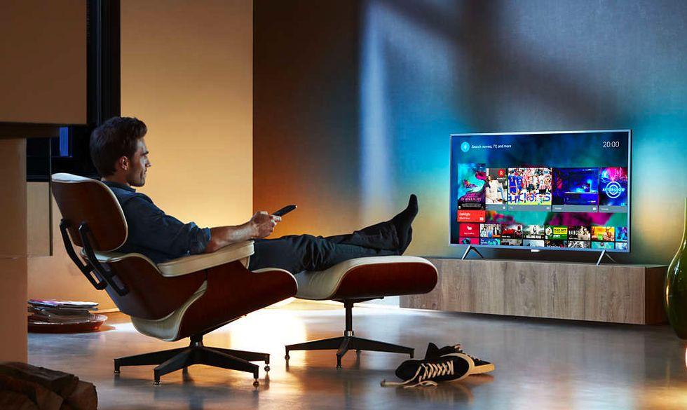 Philips 49PUS6501 Ambilight Ultra HD Tv: la recensione