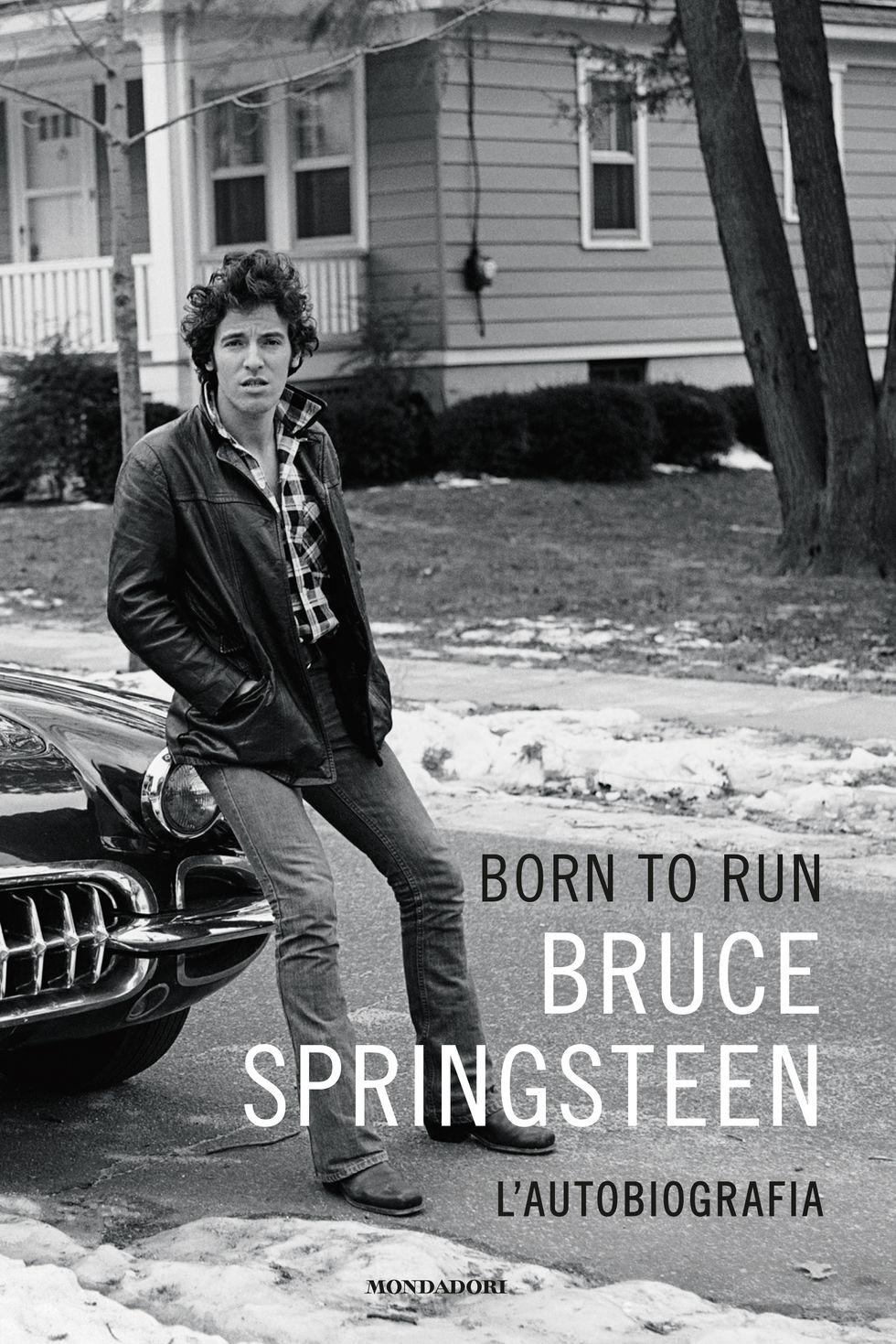 Bruce Springsteen: come vincere la chitarra autografata