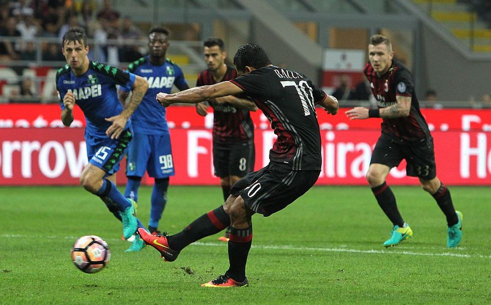 Serie A 2016-2017, rigori a favore e contro: il bilancio dopo la 7a giornata