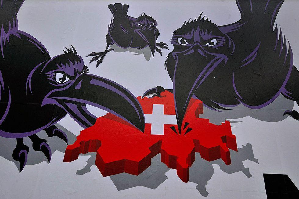 Svizzera: solo gli italiani sono lavoratori indesiderati