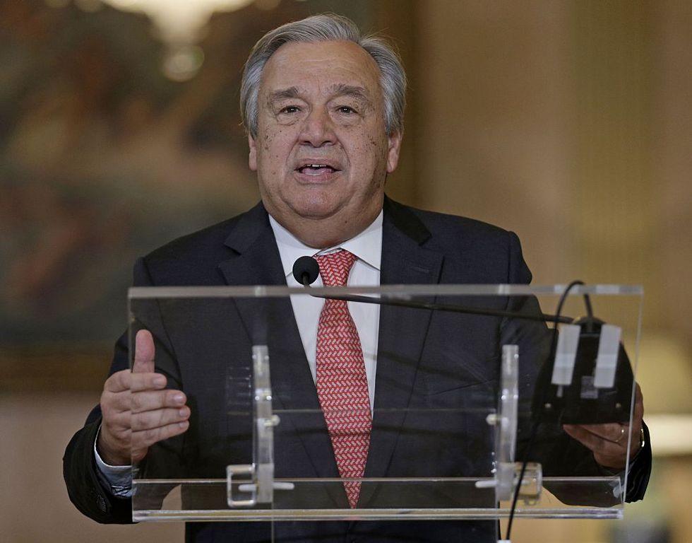 Onu: il difficile compito di Antonio Guterres