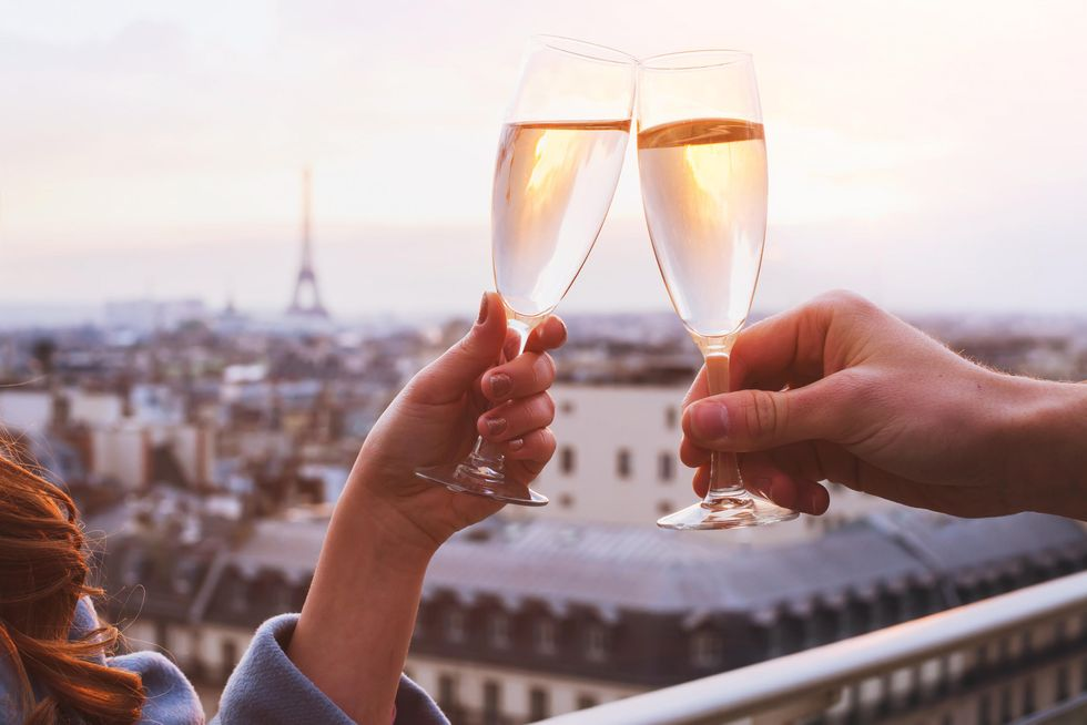 Coppia, bere insieme rende più felici