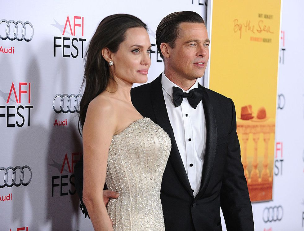 Divorzio Brad Pitt-Angelina Jolie: Vivienne e Zahara vogliono stare col papà