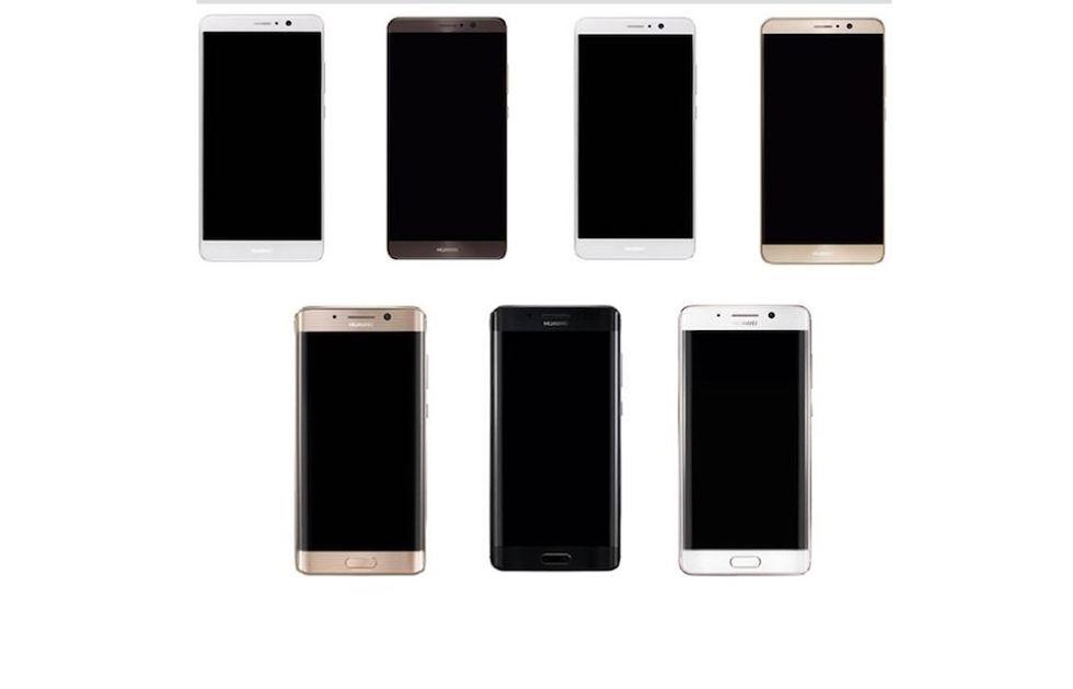 Mate 9: il Note7 di Huawei arriva il 3 novembre