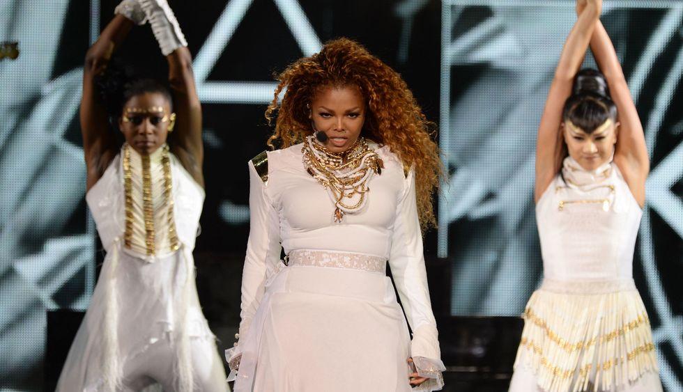 Janet Jackson sarà mamma a 50 anni