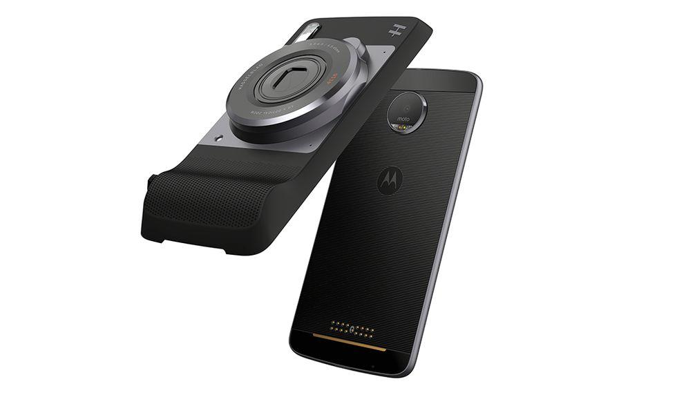 Lenovo Moto Z Play con Hasselblad True Zoom, la recensione