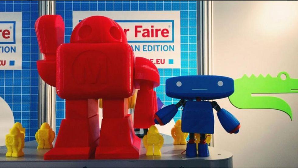 Maker Faire Rome: tecnologia spinta a misura di famiglia