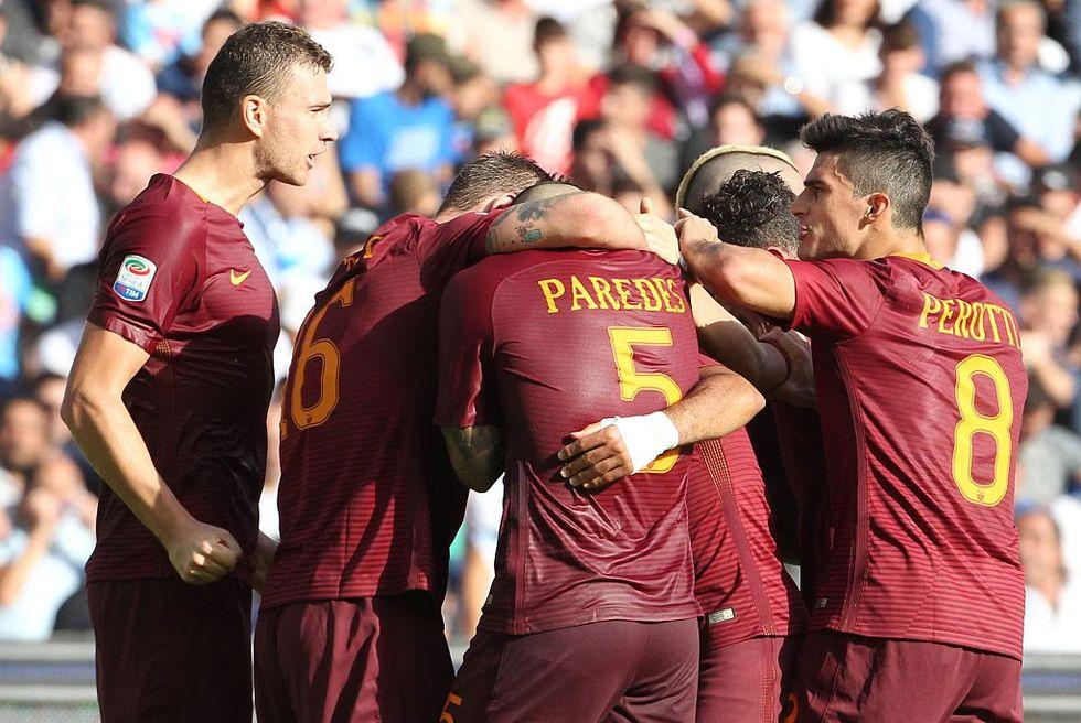 Serie A Napoli-Roma giornata 8