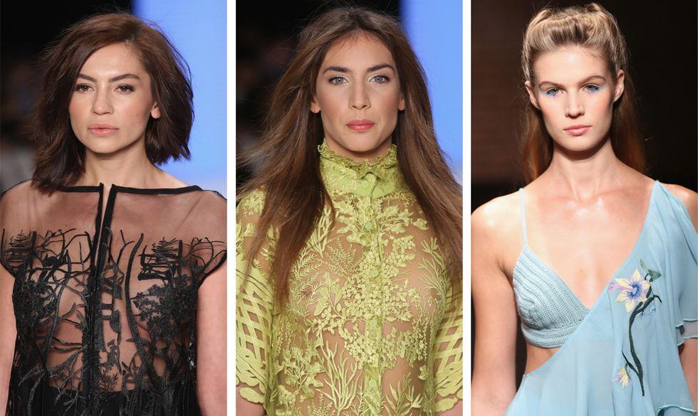 Istanbul Fashion Week 2016 moda