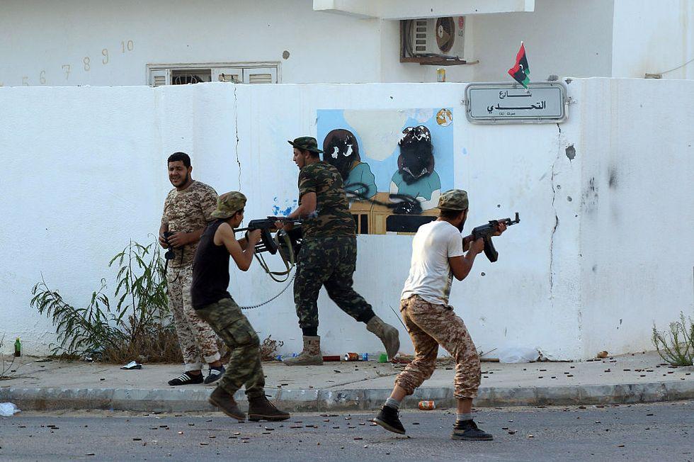 Un golpe islamista a Tripoli contro l'unità nazionale