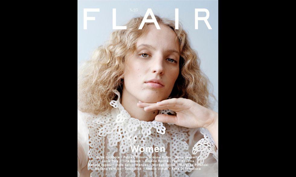 Cover-Flair-25-Petra-Collins