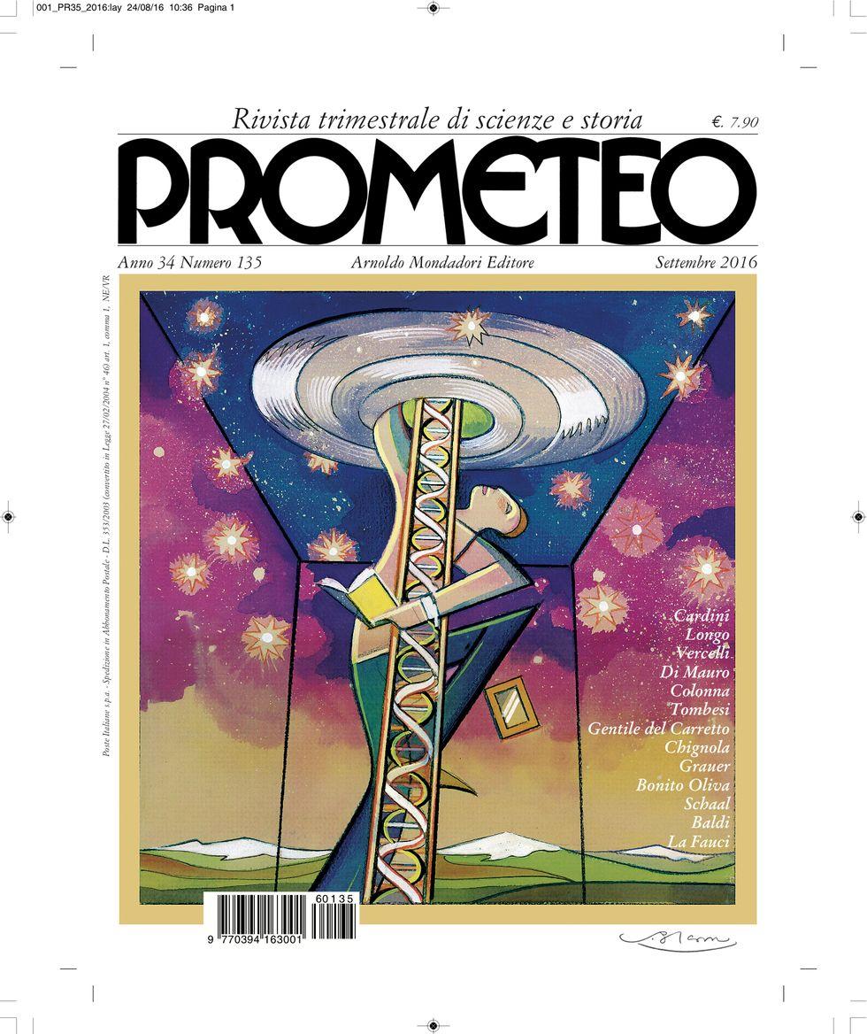 Prometeo: dal Giubileo alle galassie - Il nuovo numero in edicola