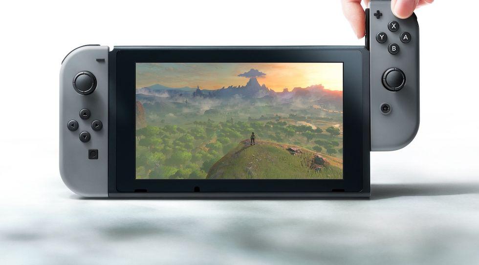Nintendo Switch: ecco il tablet che si crede una console