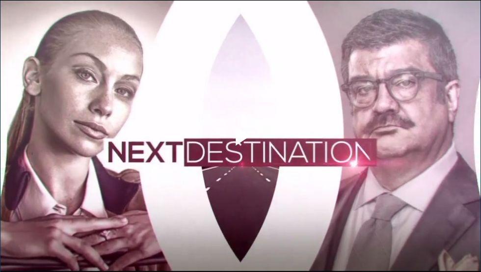 Audi Next Destination: il viaggio ha inizio.