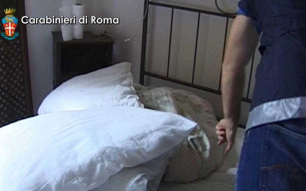 Prostitute minorenni a Roma, arrestata la madre