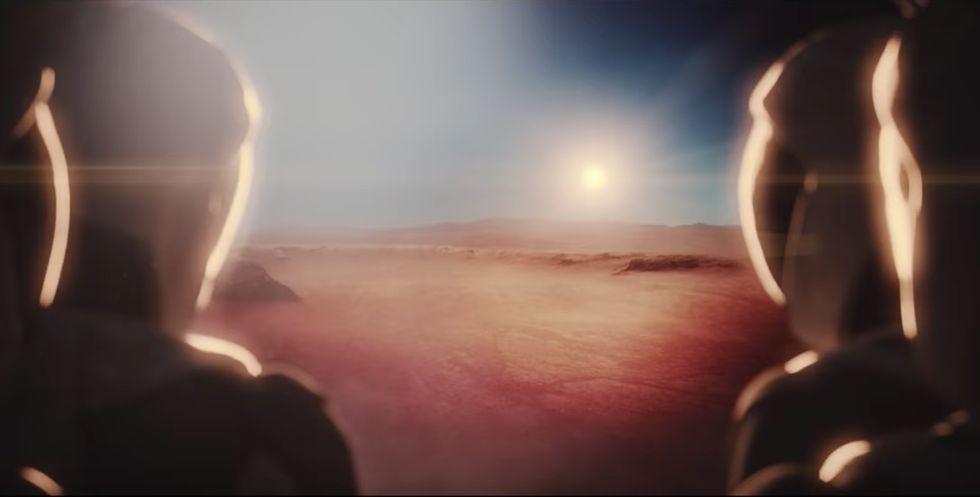 """""""Cari umani, ecco la tecnologia che vi farà vivere su Marte"""""""