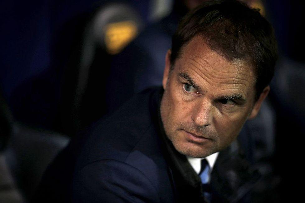 De Boer verso l'esonero: quale nuovo allenatore per l'Inter?