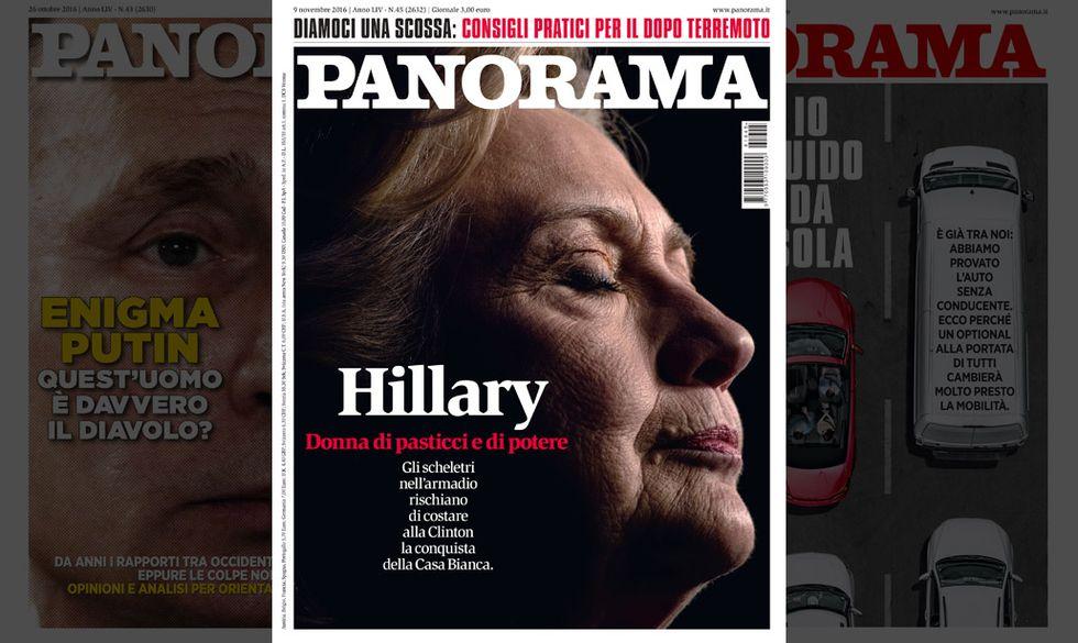 Hillary, donna di pasticci e di potere