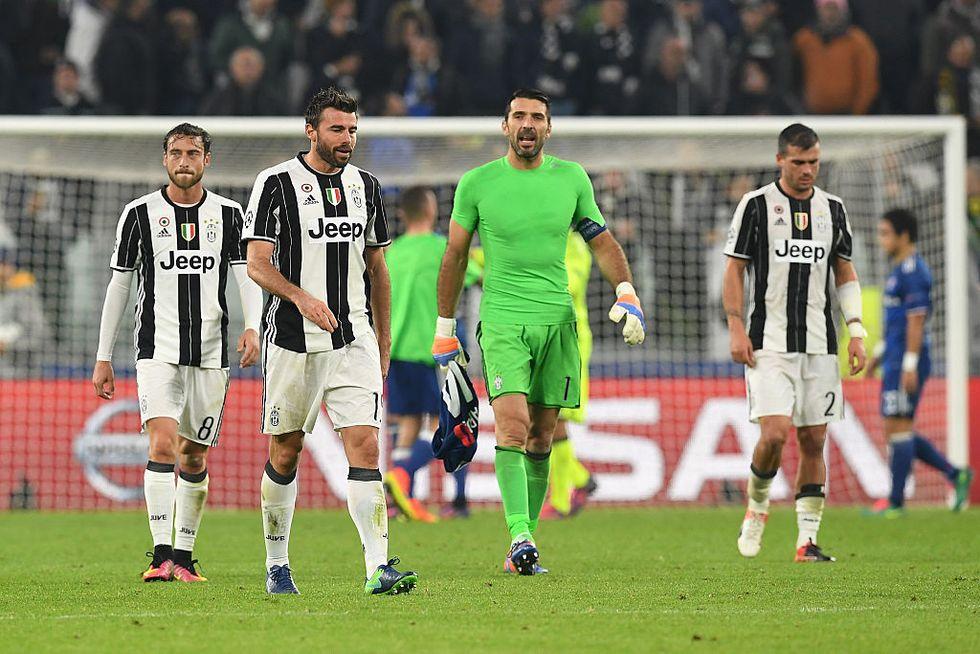Juventus-Lione 1-1: Allegri delude, niente qualificazione anticipata