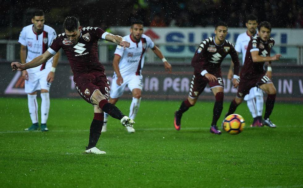 Serie A 16/17, rigori a favore e contro: il bilancio dopo la 12a giornata