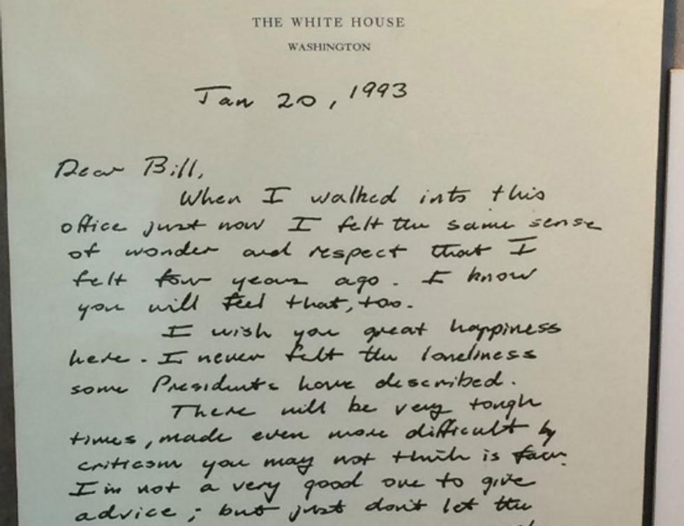 Usa 2016, la lettera che ogni Presidente vorrebbe ricevere