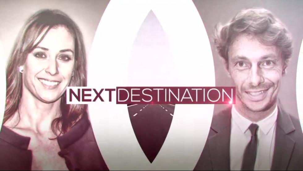 Next Destination: una sfida incrociata