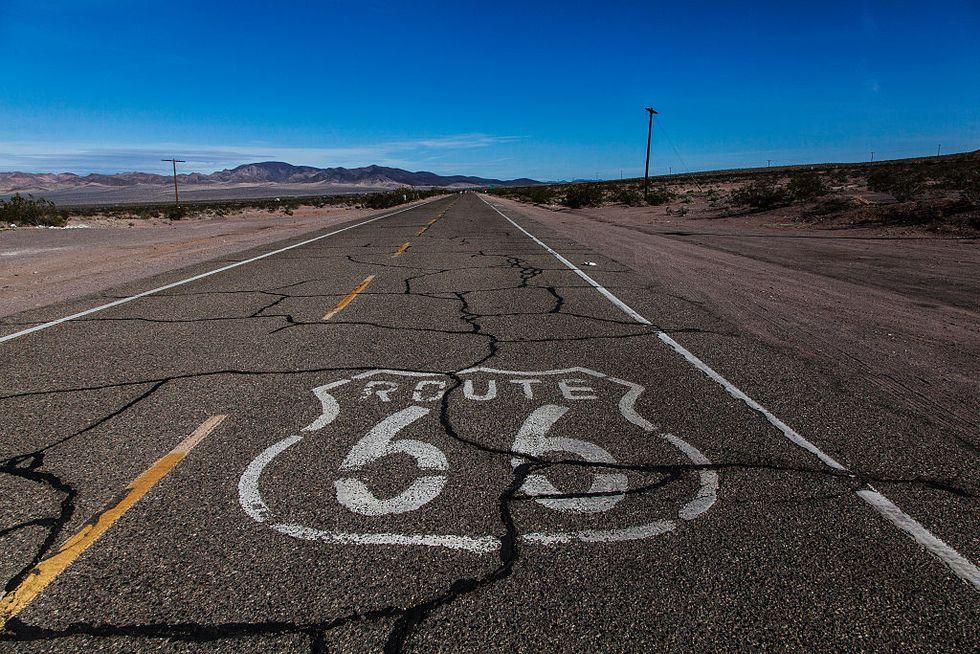La Route 66 compie 90 anni