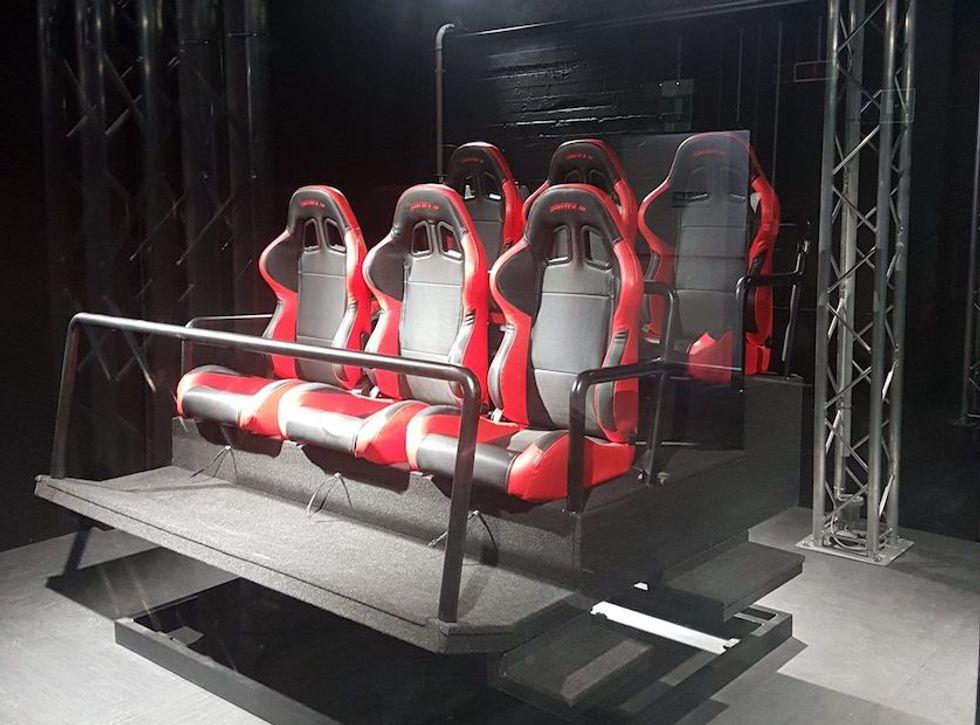 A Udine il primo parco di realtà virtuale in Italia
