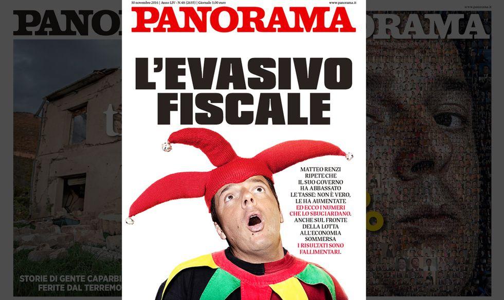 L'evasivo fiscale
