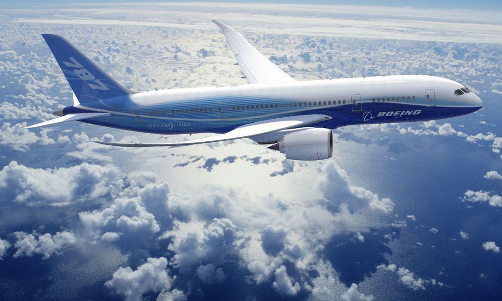 Boeing-apertura