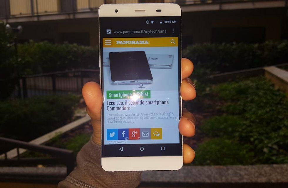 Commodore LEO: la recensione del secondo Android nostalgico