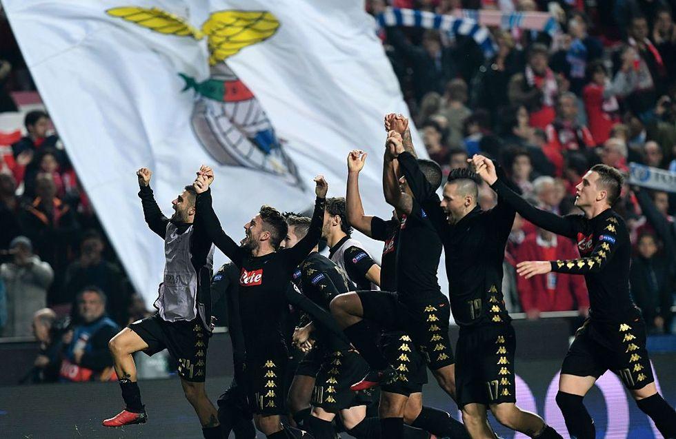 Napoli, qualificazione e prova di maturità in Champions. Ora serve il mercato