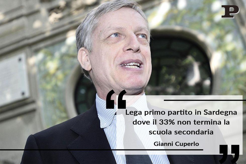 Gianni Cuperlo Pd